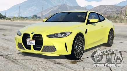 BMW M4 Competition (G82) 2020〡add-on v2.0 para GTA 5