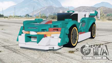 McLaren Senna LEGO (P15) 2019〡add-on para GTA 5