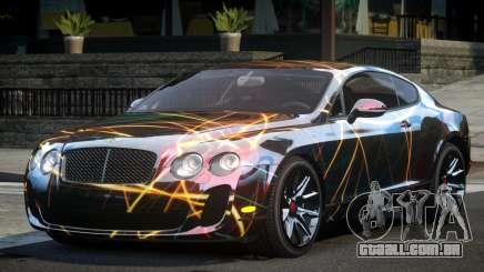 Bentley Continental BS Drift L4 para GTA 4