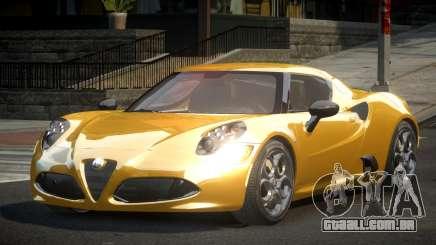 Alfa Romeo PSI 4C para GTA 4