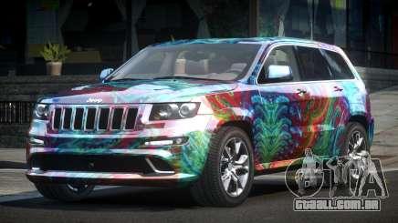 Jeep Grand Cherokee BS SRT8 L1 para GTA 4