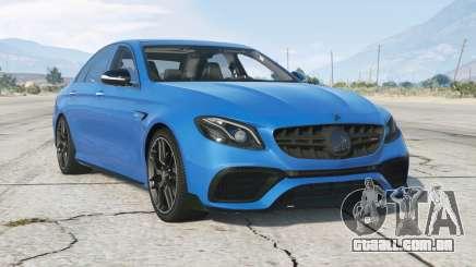 Mercedes-AMG E 63 S (W213) 2017〡TopCar〡add-on para GTA 5