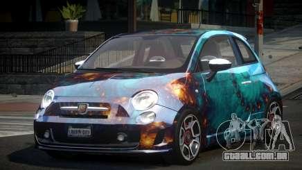 Fiat Abarth U-Style S2 para GTA 4