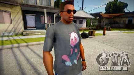 Eoto Shirt For CJ Original para GTA San Andreas