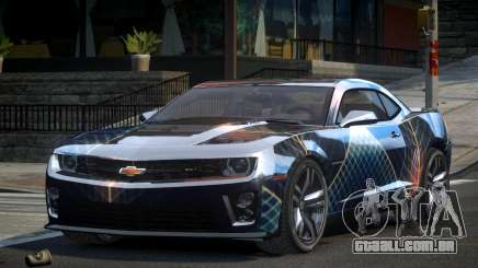 Chevrolet Camaro BS Drift S2 para GTA 4