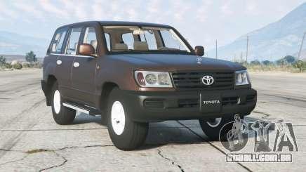 Toyota Land Cruiser GX (J100) 2006〡rims1 para GTA 5