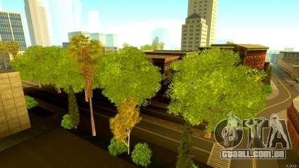 Bela Vegetação para GTA San Andreas