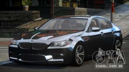 BMW M5 F10 GST V1.0 para GTA 4