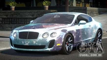 Bentley Continental BS Drift L10 para GTA 4