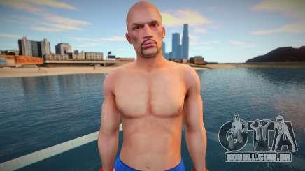 Boxer Vwmybox para GTA San Andreas