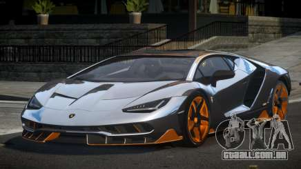 Lamborghini Centenario US para GTA 4