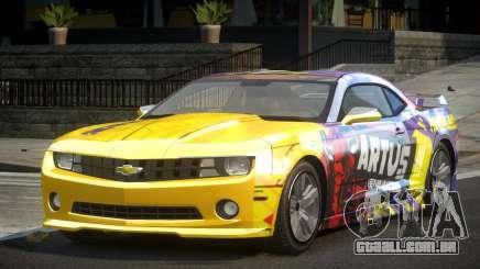 Chevrolet Camaro PSI-S S2 para GTA 4