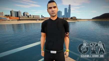 New vmaff1 (good skin) para GTA San Andreas