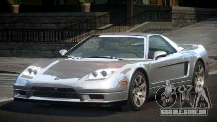 Acura NSX GST-U para GTA 4