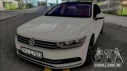 Volkswagen Passat B8 2016 para GTA San Andreas