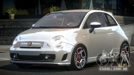 Fiat Abarth U-Style para GTA 4