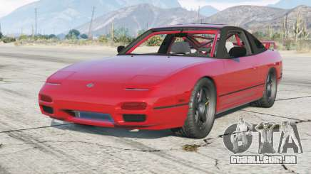 Nissan 180SX (S13) 1994〡add-on para GTA 5