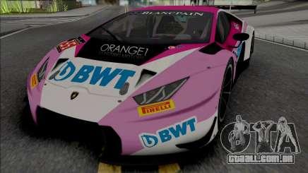 Lamborghini Huracan GT3 [HQ] para GTA San Andreas