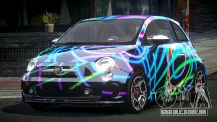 Fiat Abarth U-Style S10 para GTA 4