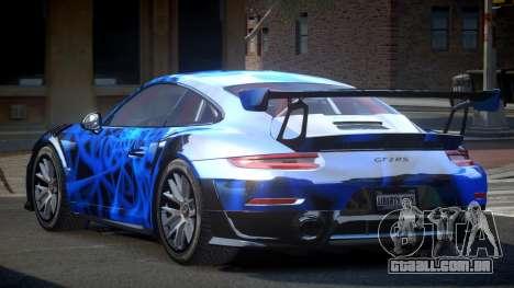 Porsche 911 GS GT2 S10 para GTA 4