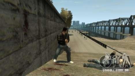 Claude Speed HD para GTA 4