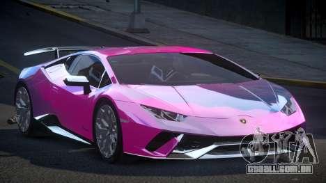 Lamborghini Huracan BS-Z S7 para GTA 4