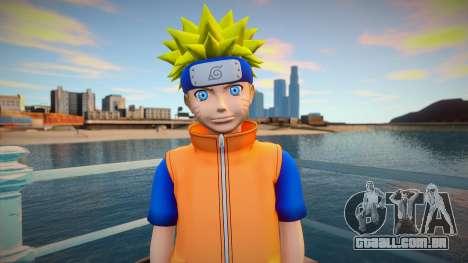 Naruto Summer para GTA San Andreas