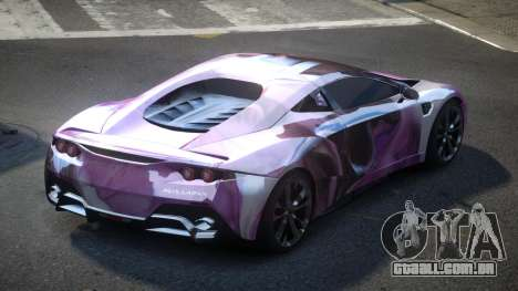 Arrinera Hussarya S8 para GTA 4