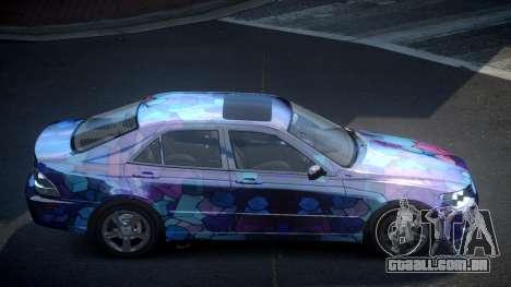 Lexus IS300 U-Style S2 para GTA 4