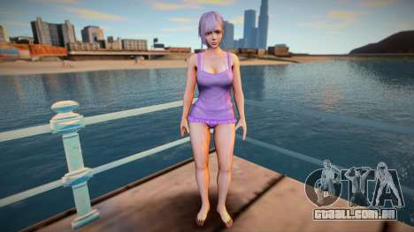 Fiona Noble Caviar para GTA San Andreas
