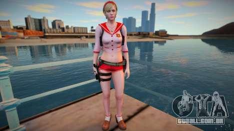 Sherry Ex2 from Resident Evil 6 para GTA San Andreas
