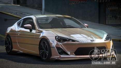Subaru BRZ SP-U S10 para GTA 4