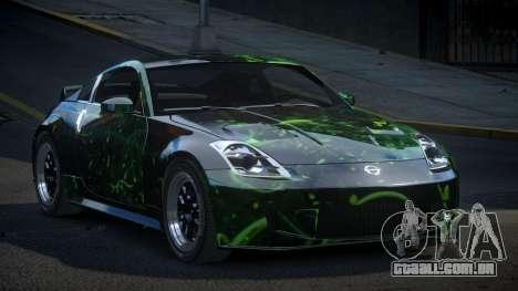 Nissan 350Z iSI S2 para GTA 4