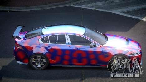 Jaguar XE GST S8 para GTA 4