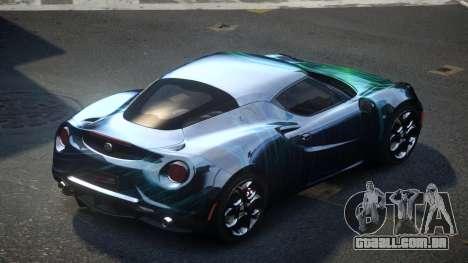 Alfa Romeo 4C U-Style S9 para GTA 4