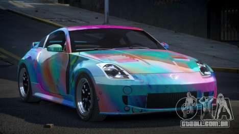 Nissan 350Z iSI S10 para GTA 4