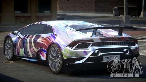 Lamborghini Huracan BS-Z S3 para GTA 4