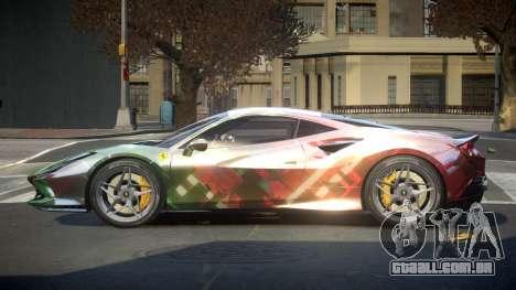Ferrari F8 BS-R S5 para GTA 4