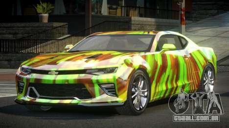 Chevrolet Camaro GS-R S4 para GTA 4