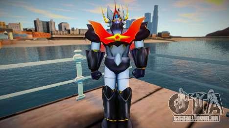 Super Robot Taisen Mazinkaiser para GTA San Andreas