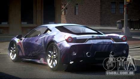 Ferrari 458 SP U-Style S3 para GTA 4