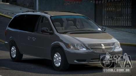 2003 Dodge Grand Caravan para GTA 4
