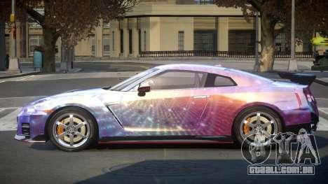 Nissan GT-R GS-S S6 para GTA 4