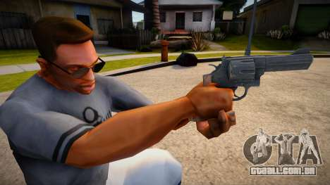 RE2: Remake - Brian Irons S&W 329PD para GTA San Andreas