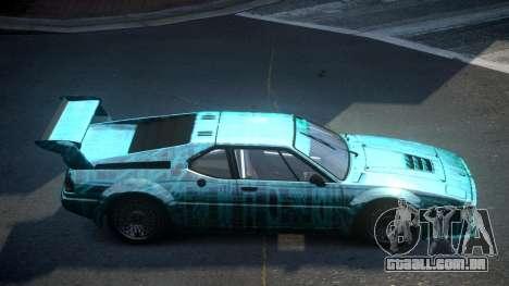 BMW M1 IRS S5 para GTA 4