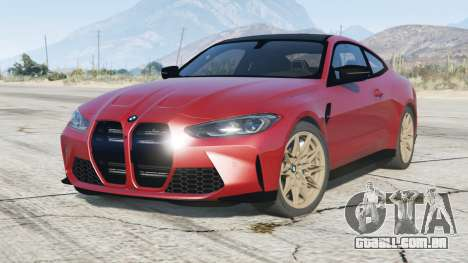 BMW M4 Competition (G82) 2020