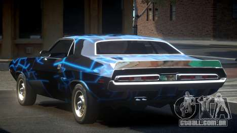 Dodge Challenger SP71 S7 para GTA 4