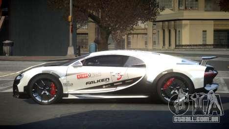 Bugatti Chiron GS Sport S8 para GTA 4