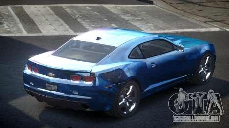 Chevrolet Camaro BS-U S8 para GTA 4