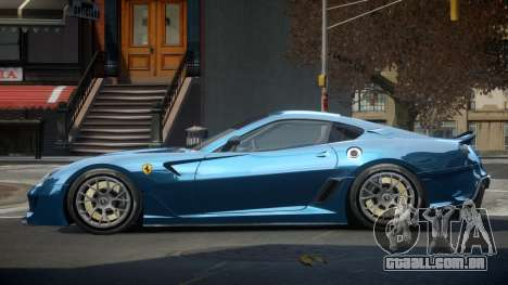 Ferrari 599 BS-U-Style para GTA 4